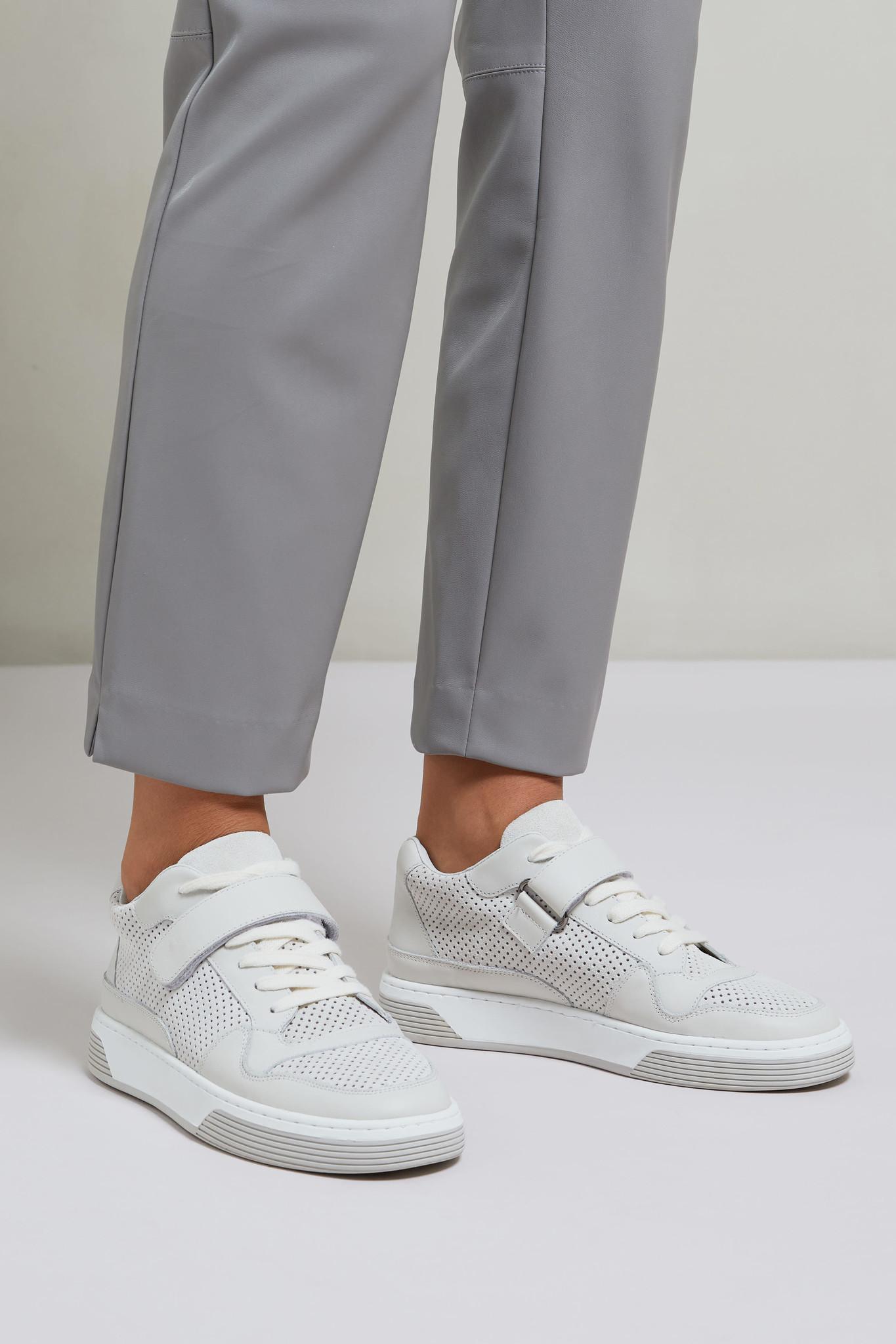 yaya Retro sneaker 134379-111-2