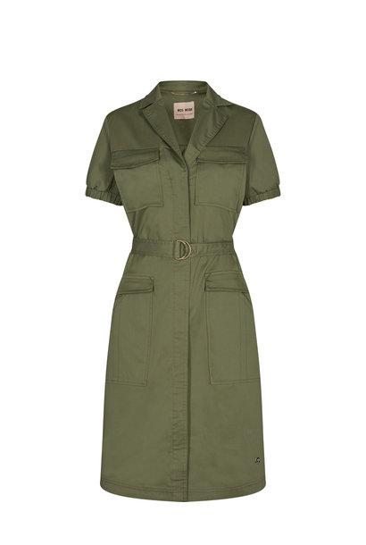 MosMosh dress 138310 SIERRA 534 Moss