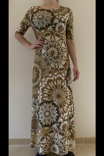 nomansland Dress 53.455 Safari green