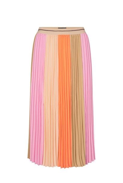 MosMosh Skirt 138180 PLISSE 394 Peach