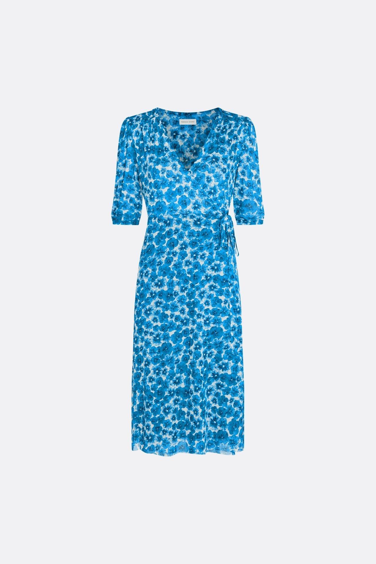 Fabienne Chapot Dress MELISSA CLT-77-1