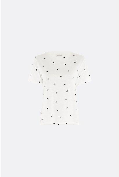 Fabienne Chapot shirt PHIL CLT-194 Cream white
