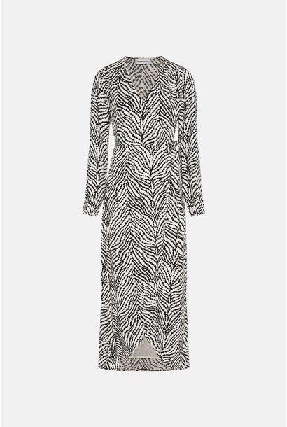 Fabienne Chapot Dress NATASJA CLT-211 Cream white