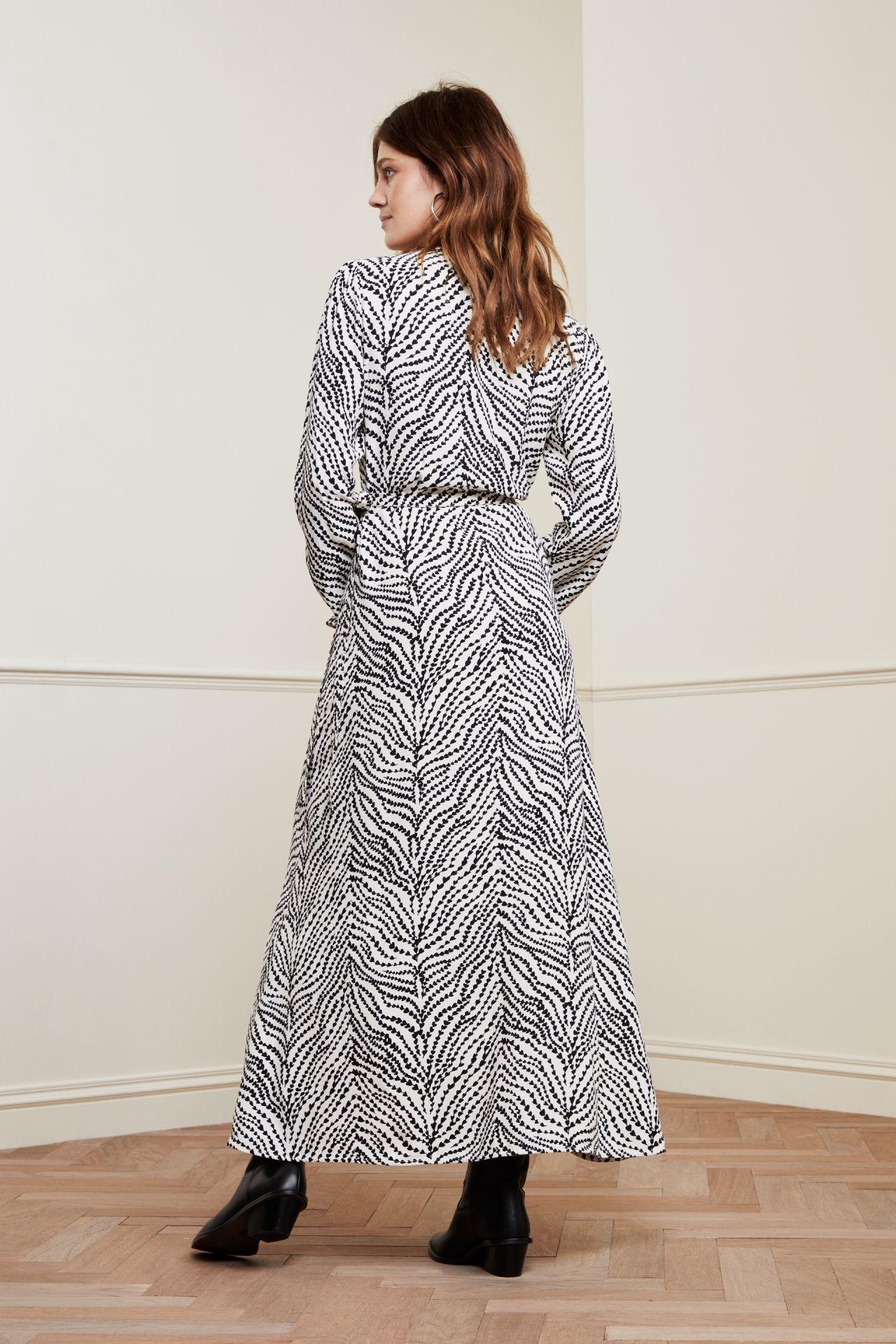 Fabienne Chapot Dress NATASJA CLT-211-3
