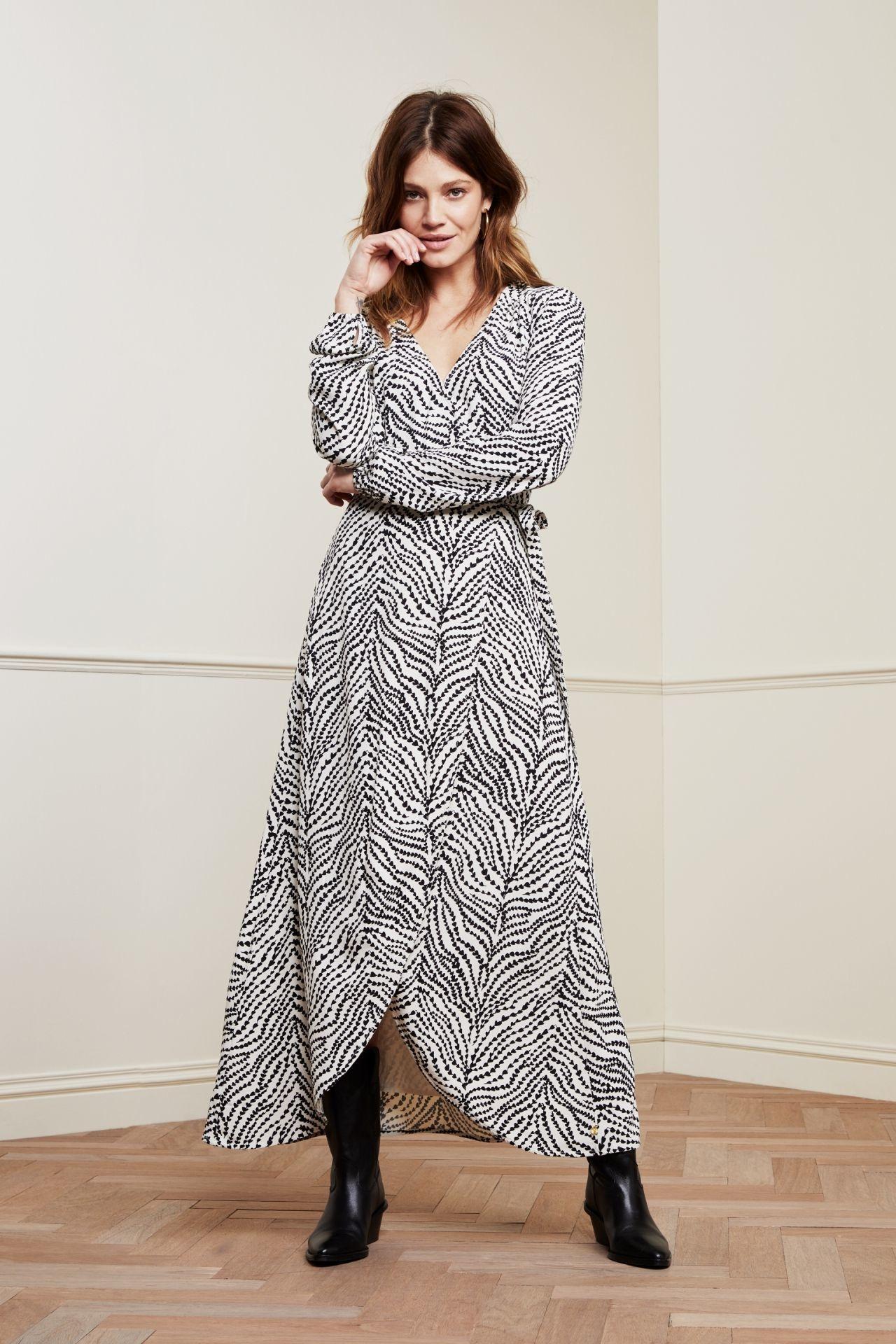 Fabienne Chapot Dress NATASJA CLT-211-2