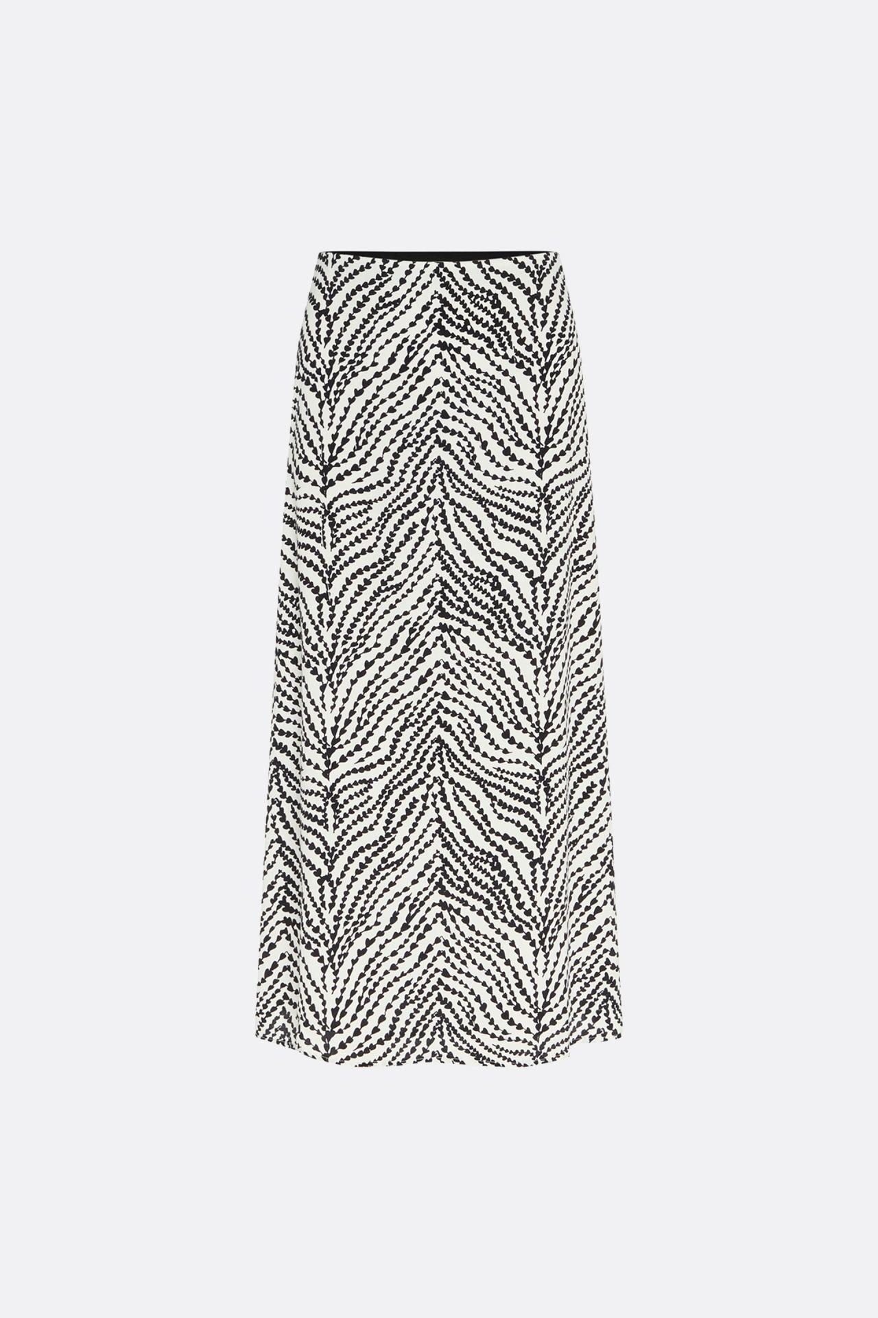 Fabienne Chapot Skirt LAURIE CLT-135-1