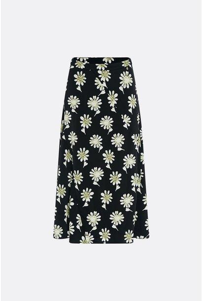 Fabienne Chapot Skirt CLAIRE CLT 129 Black Pistac