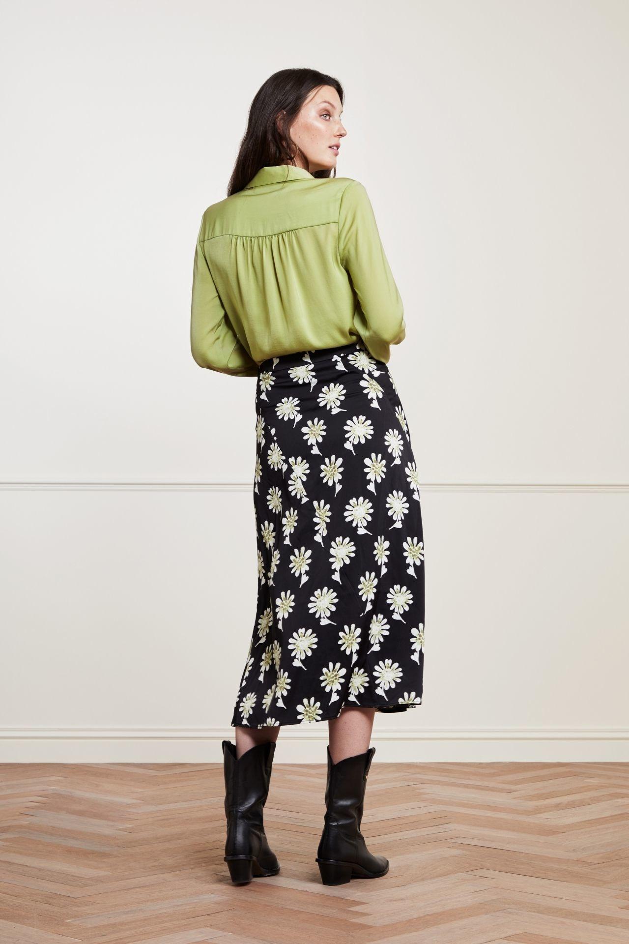 Fabienne Chapot Skirt CLAIRE CLT 129-3