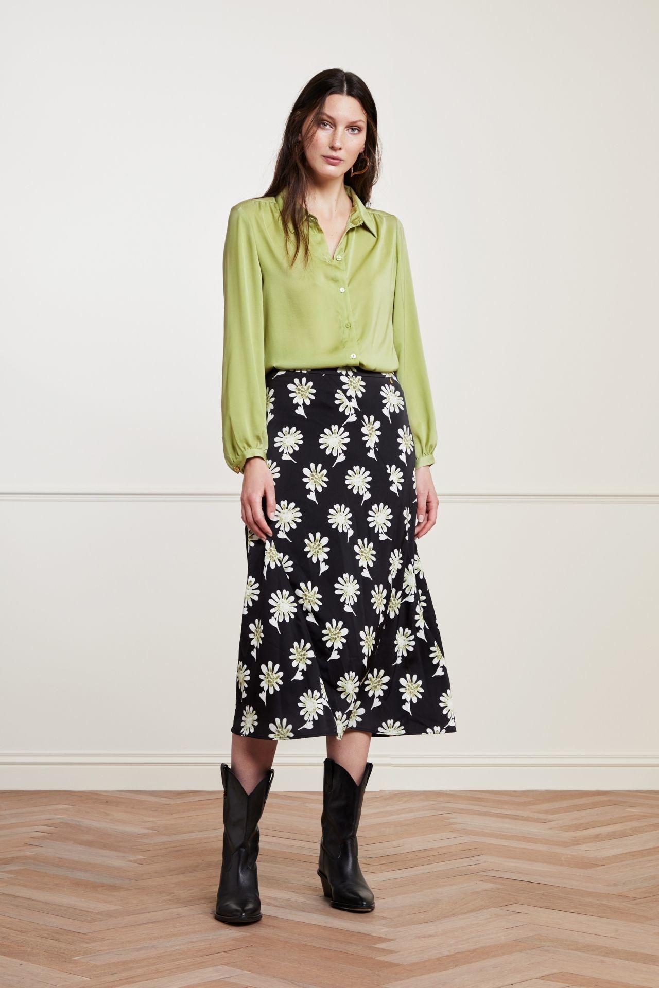 Fabienne Chapot Skirt CLAIRE CLT 129-2