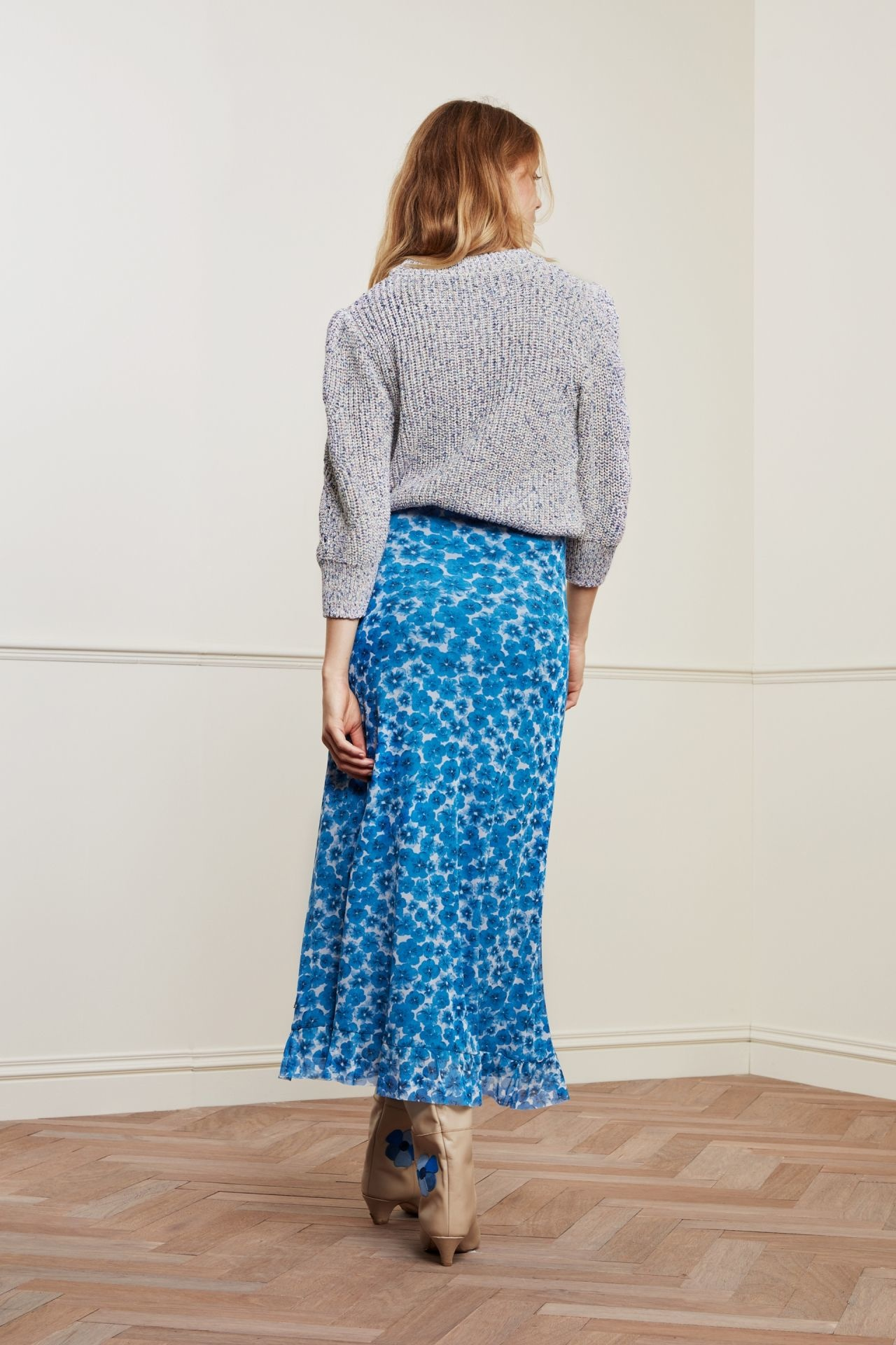 Fabienne Chapot Skirt BOBO CLT-126-3