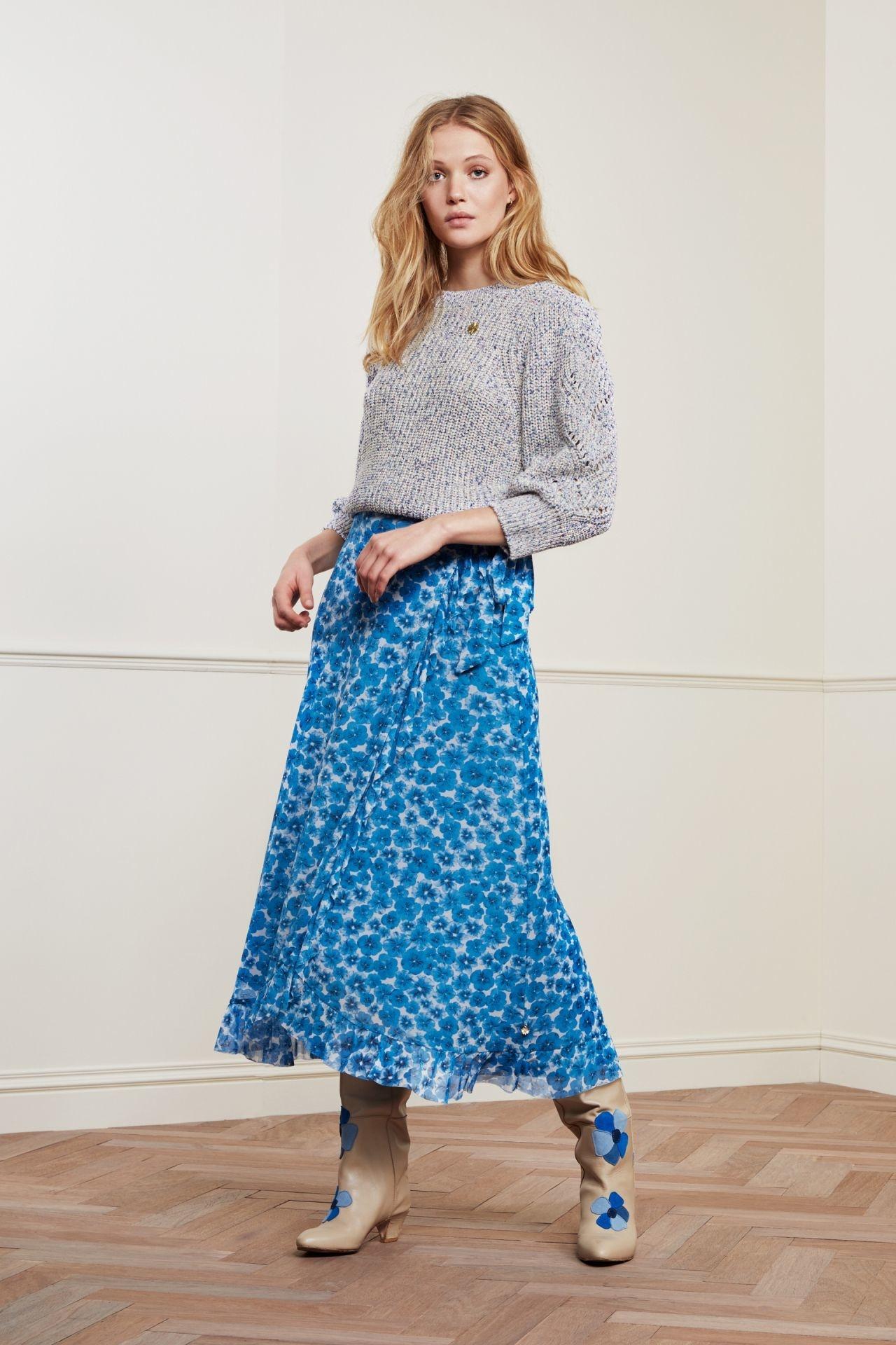 Fabienne Chapot Skirt BOBO CLT-126-2