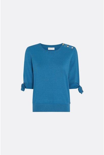 Fabienne Chapot Pullover MOLLY CLT-115 Artisan Blue