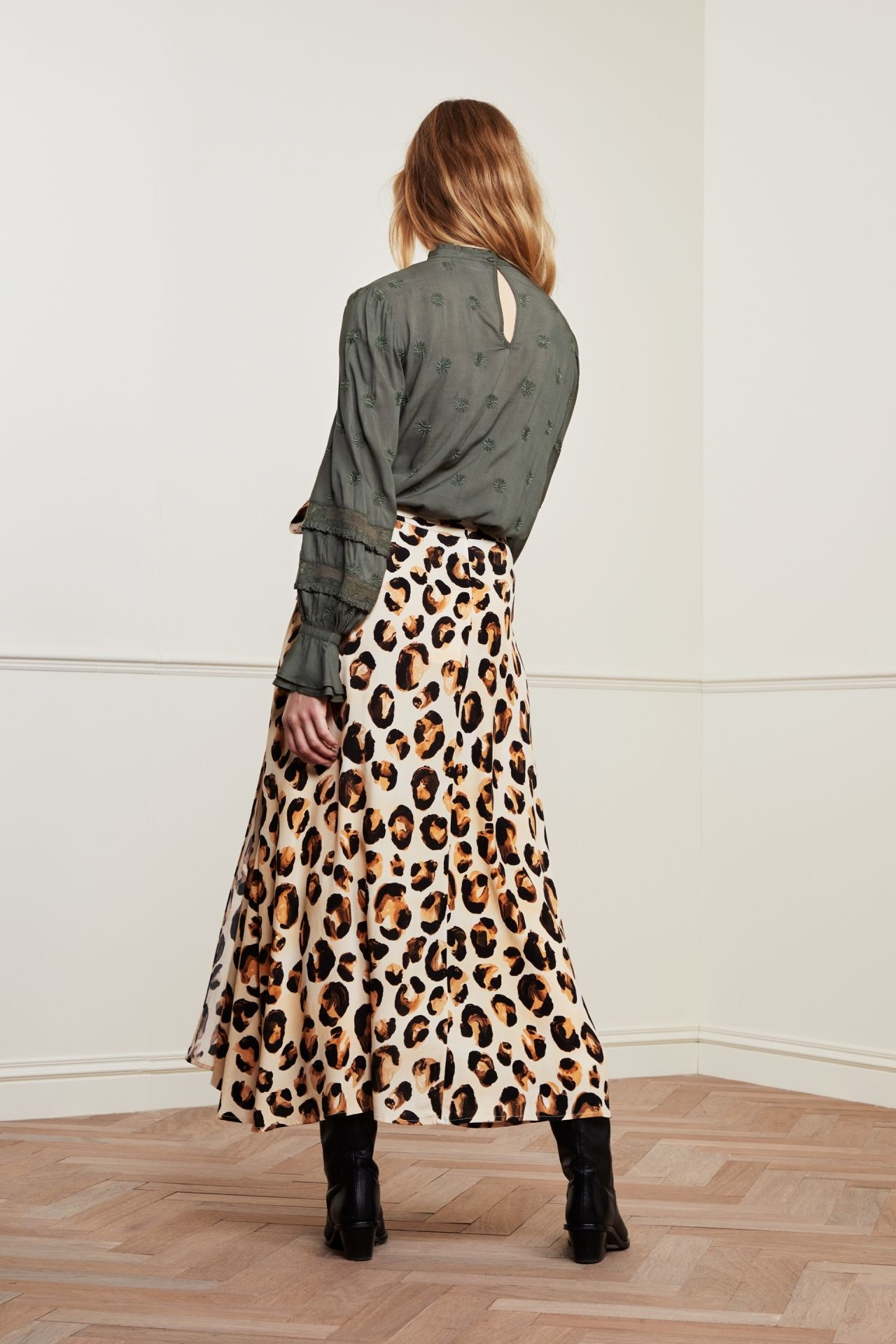 Fabienne Chapot skirt BOBO CLT-128-3