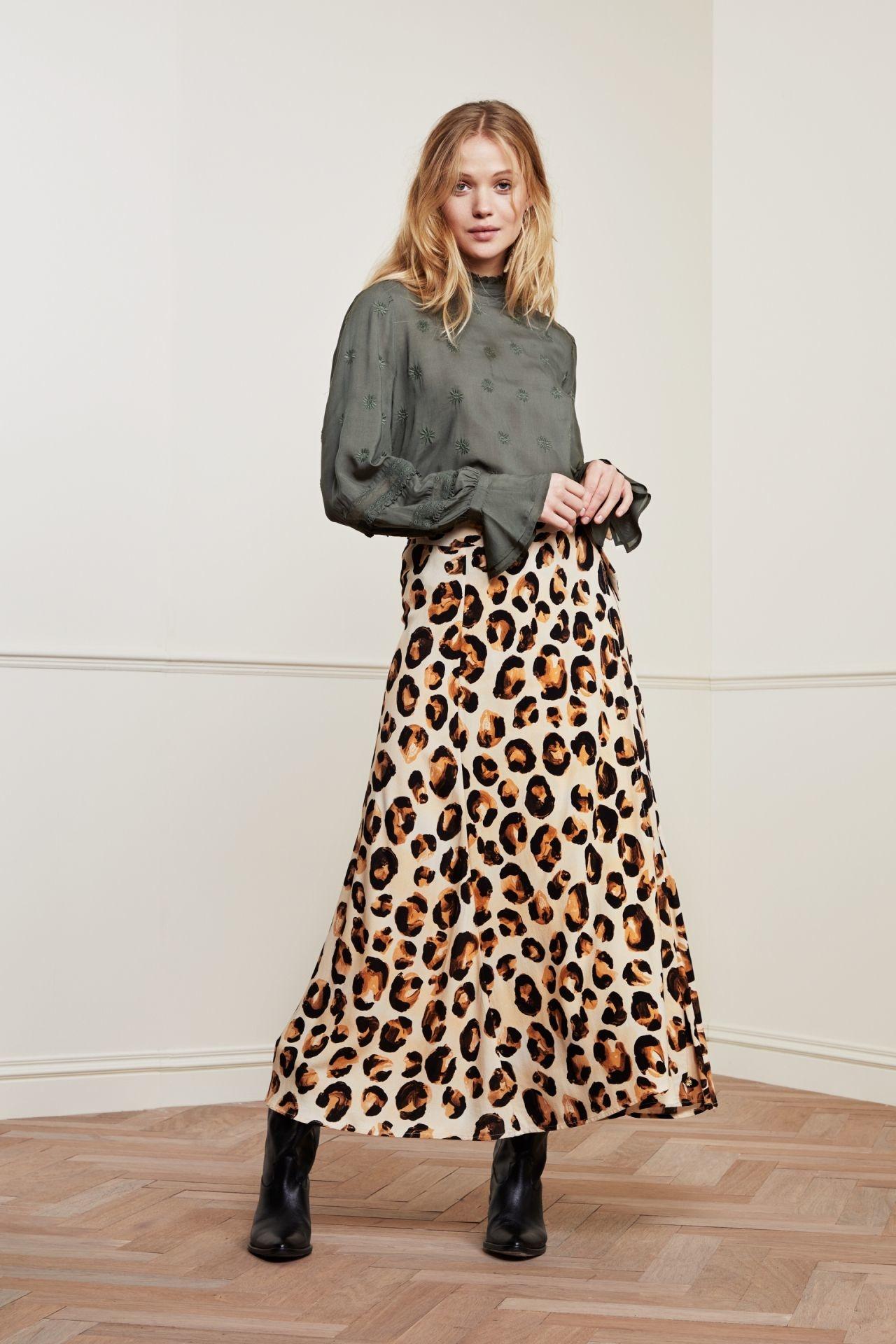 Fabienne Chapot skirt BOBO CLT-128-2
