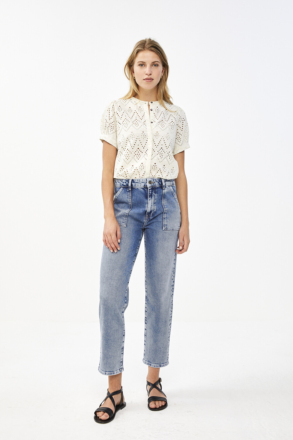 By Bar Blouse 21212010 BLOOM-1