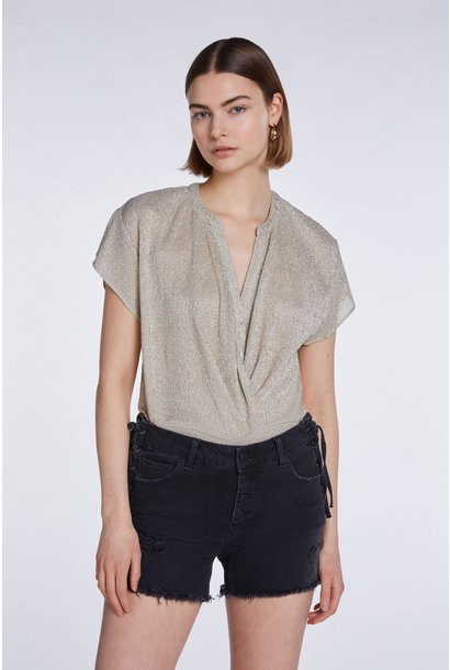 SET shirts 723375010603 Gold 7650