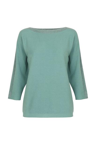 nomansland sweater 55.116 Copper green