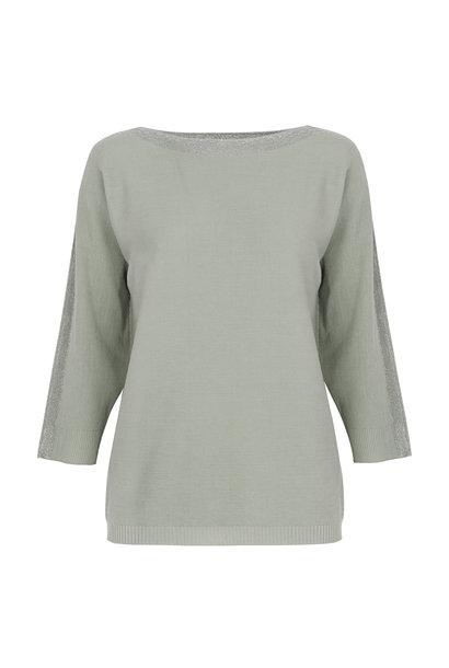 nomansland sweater 55.116 Sage