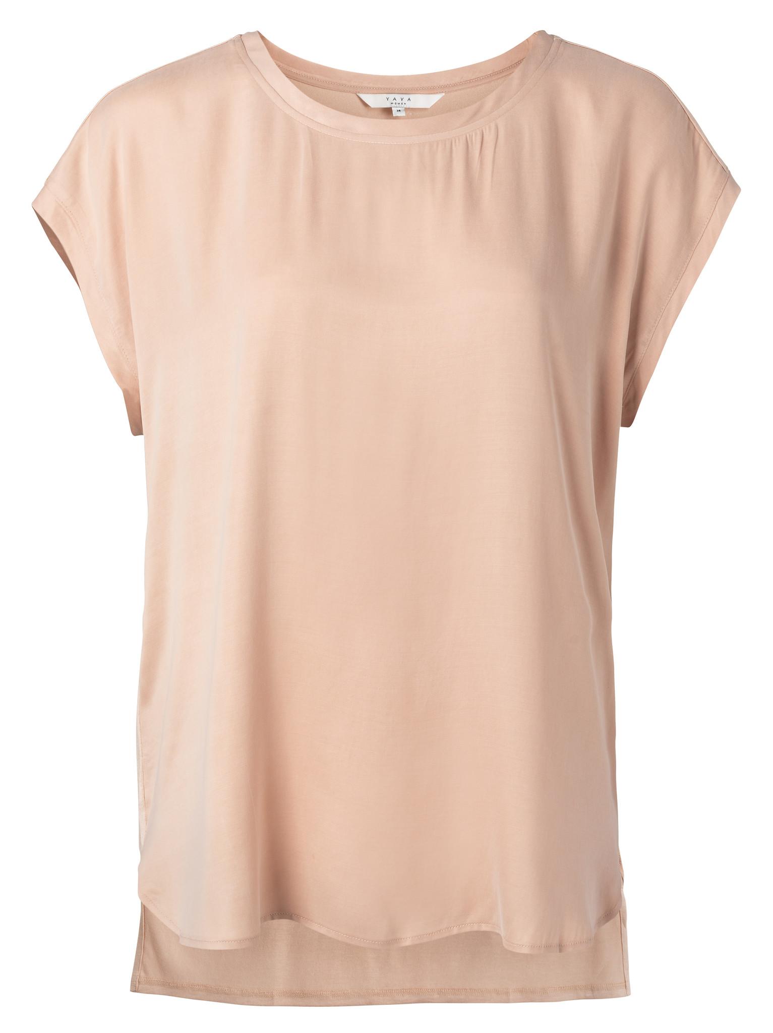 yaya Cupro blend fabric m 1901116-113-1