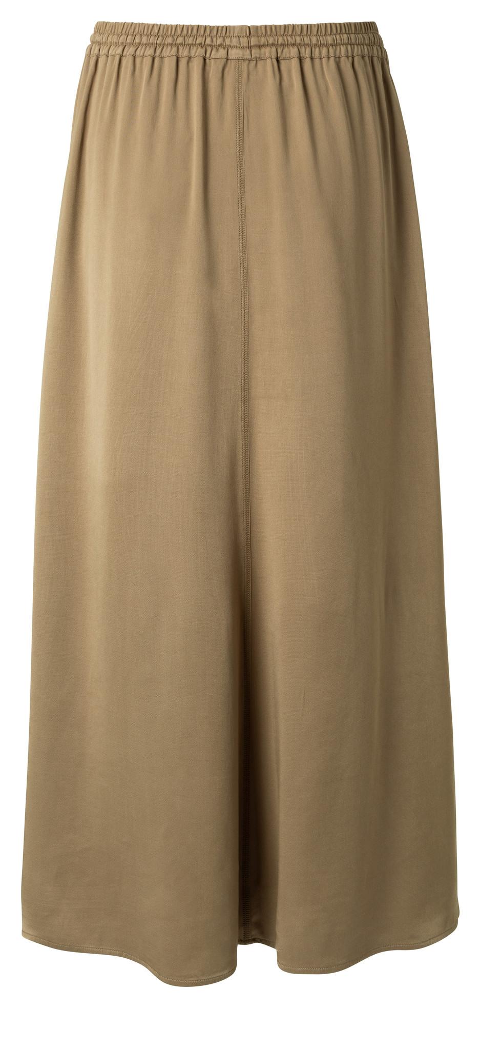 yaya Satin skirt elastic 1401134-113-3