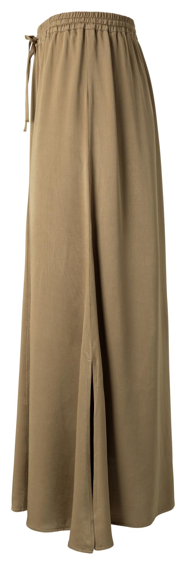 yaya Satin skirt elastic 1401134-113-2