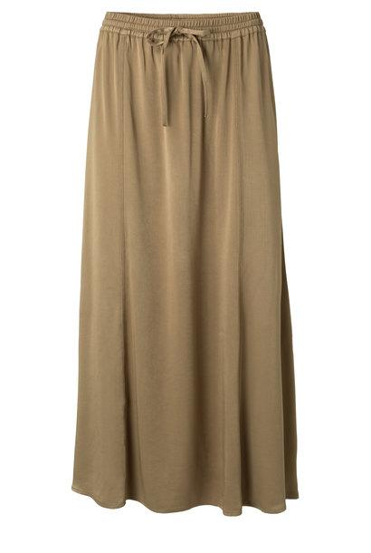 yaya Satin skirt