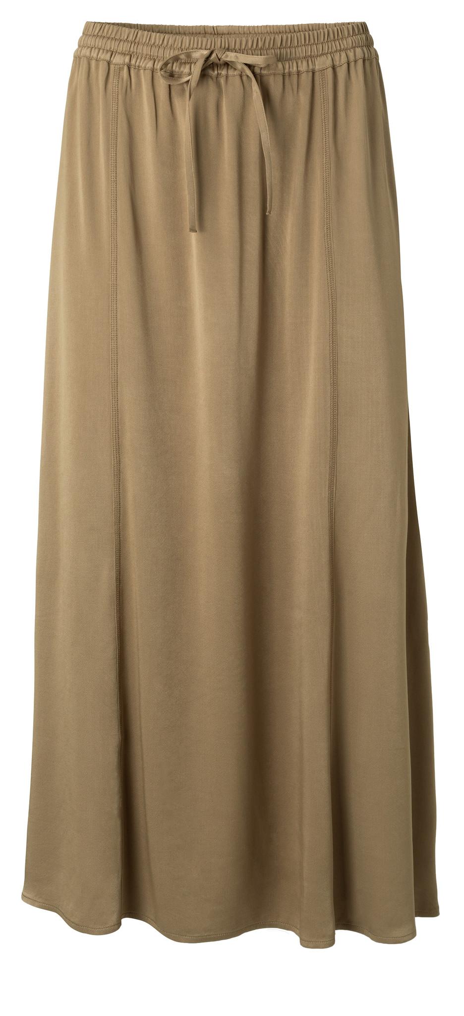 yaya Satin skirt elastic 1401134-113-1