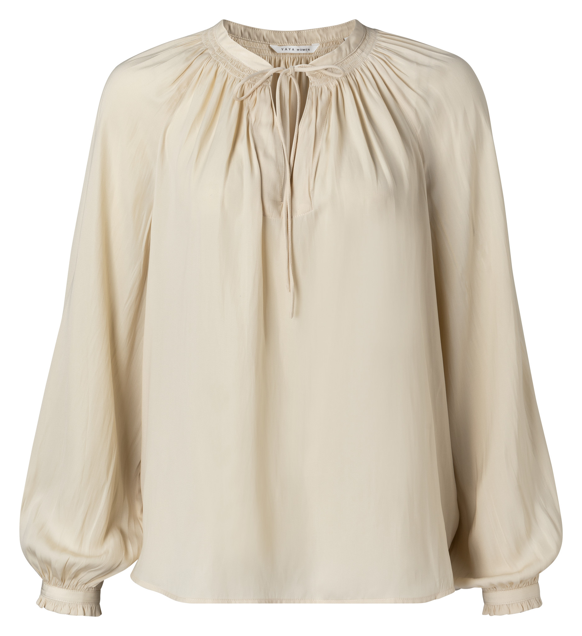 yaya Drapy tunic top 1901412-113-1