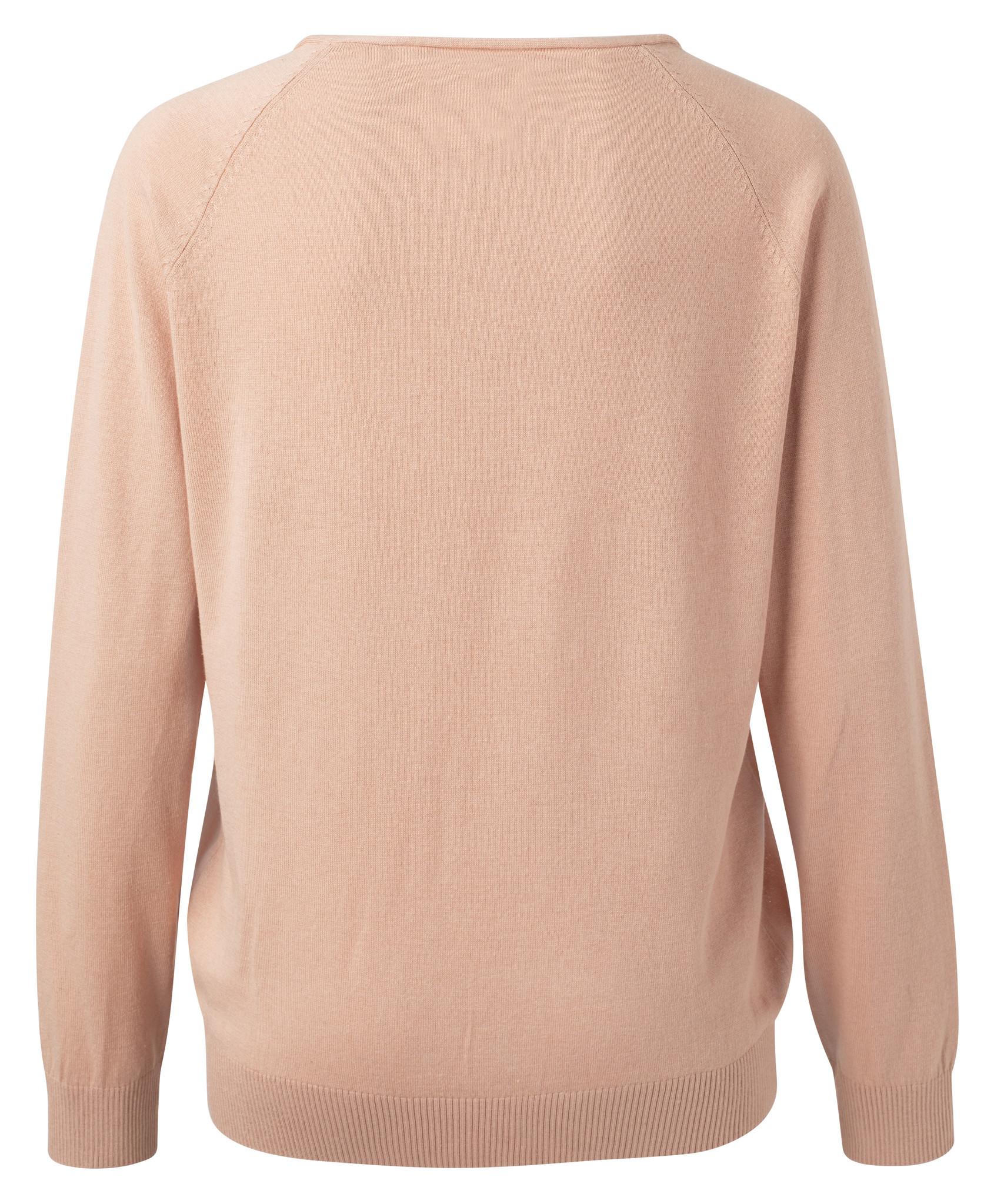 yaya Basic vneck sweater 1000273-113-3
