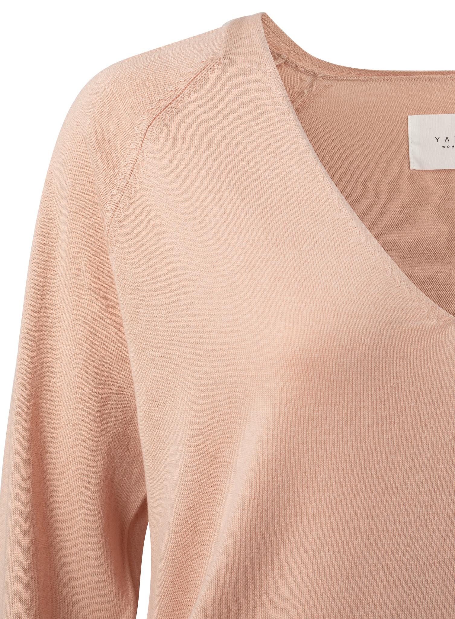 yaya Basic vneck sweater 1000273-113-2