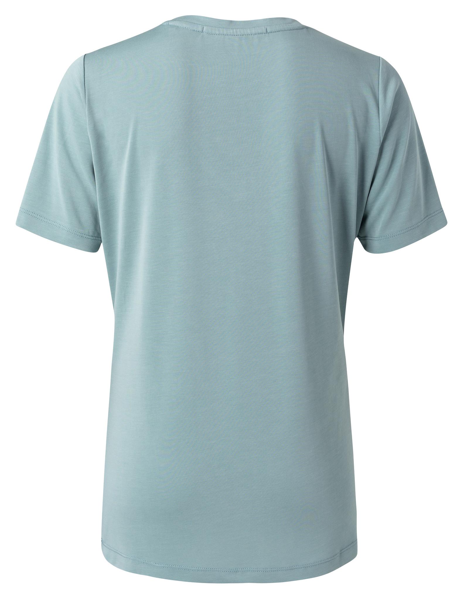 yaya Modal v-neck t-shirt 1919121-112-2