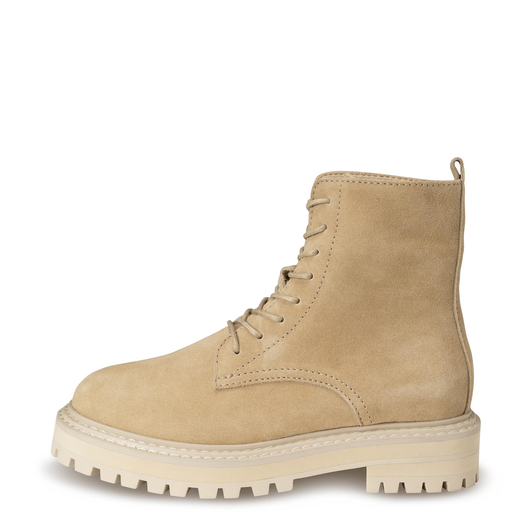 yaya Suede boot with bulk 134377-112-2