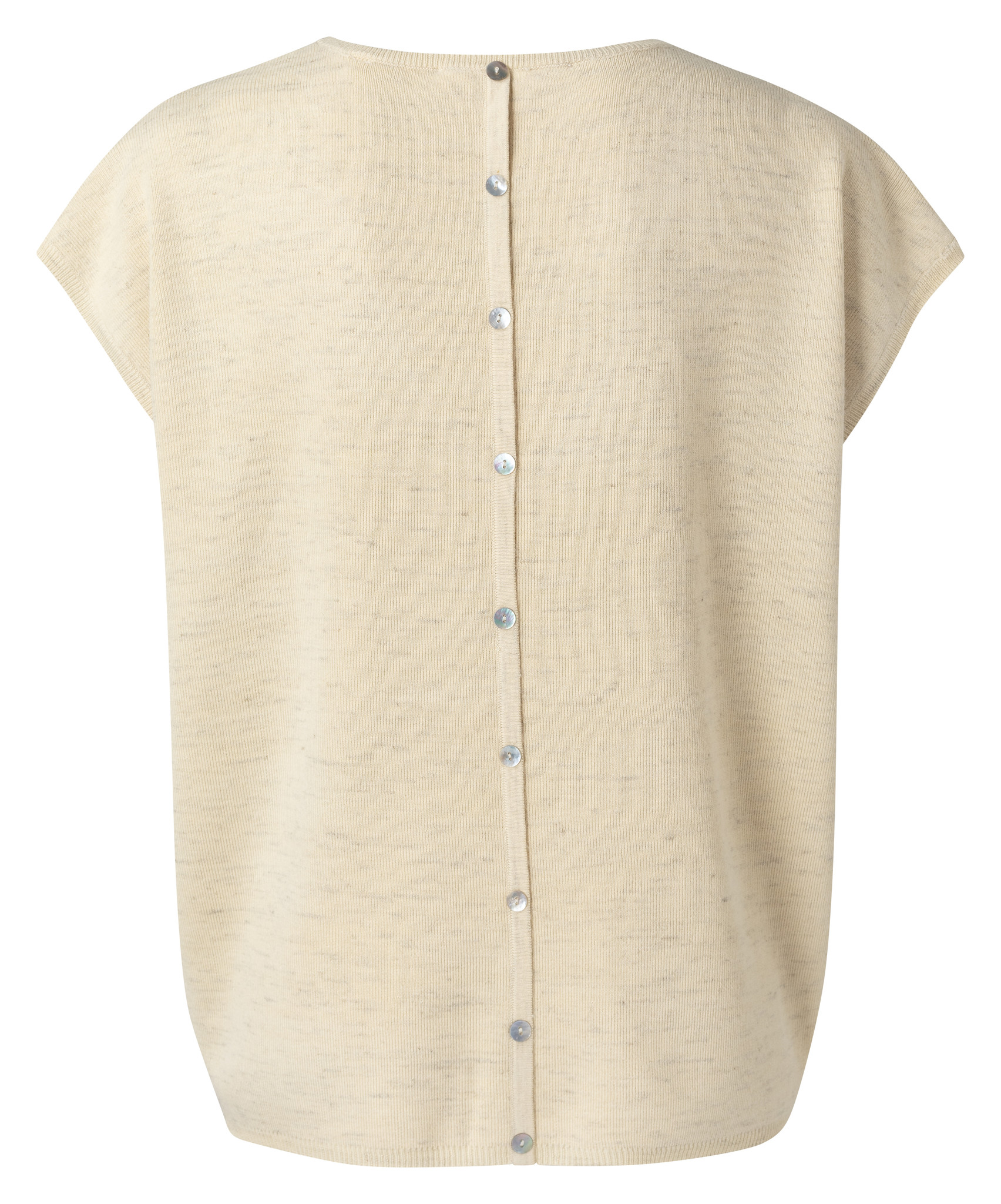yaya Vneck sweater with b 1000420-113-2