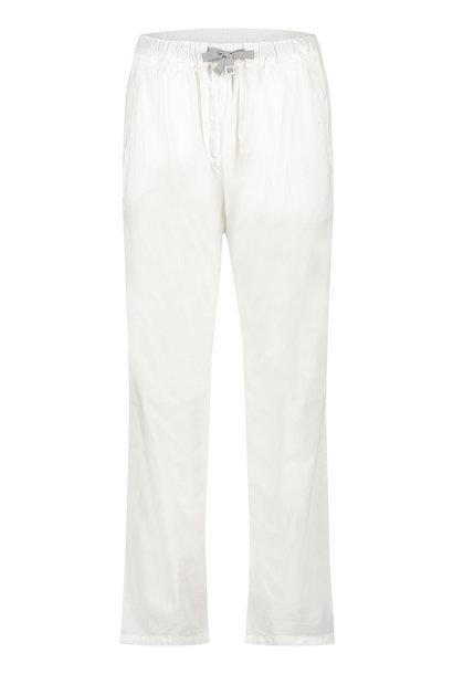 Penn & Ink Trouser S21W317 White