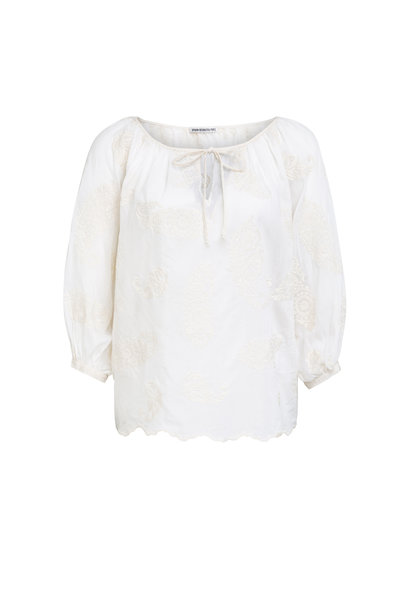 drykorn Blouse 152075 LILLIANE 1910 Offwhit