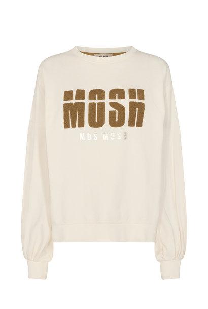 MosMosh Sweater 136440 ZANNA 180 Ecru