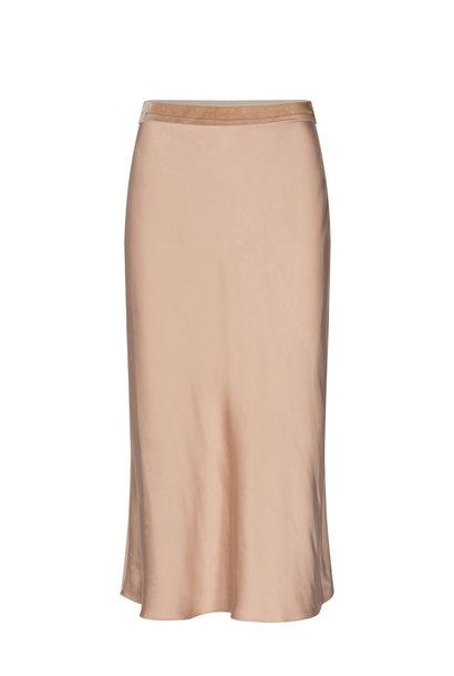 MosMosh Skirt 136830 BIAS 110 Sand