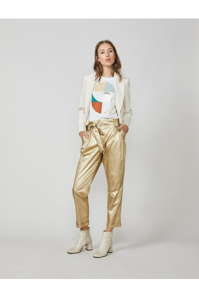 Summum Trouser 4S2069-11316C3 Champagne