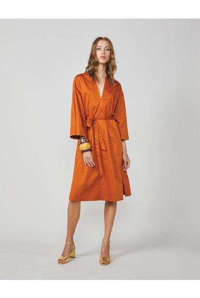 Summum Dress 5S1241-11381C3 Terra