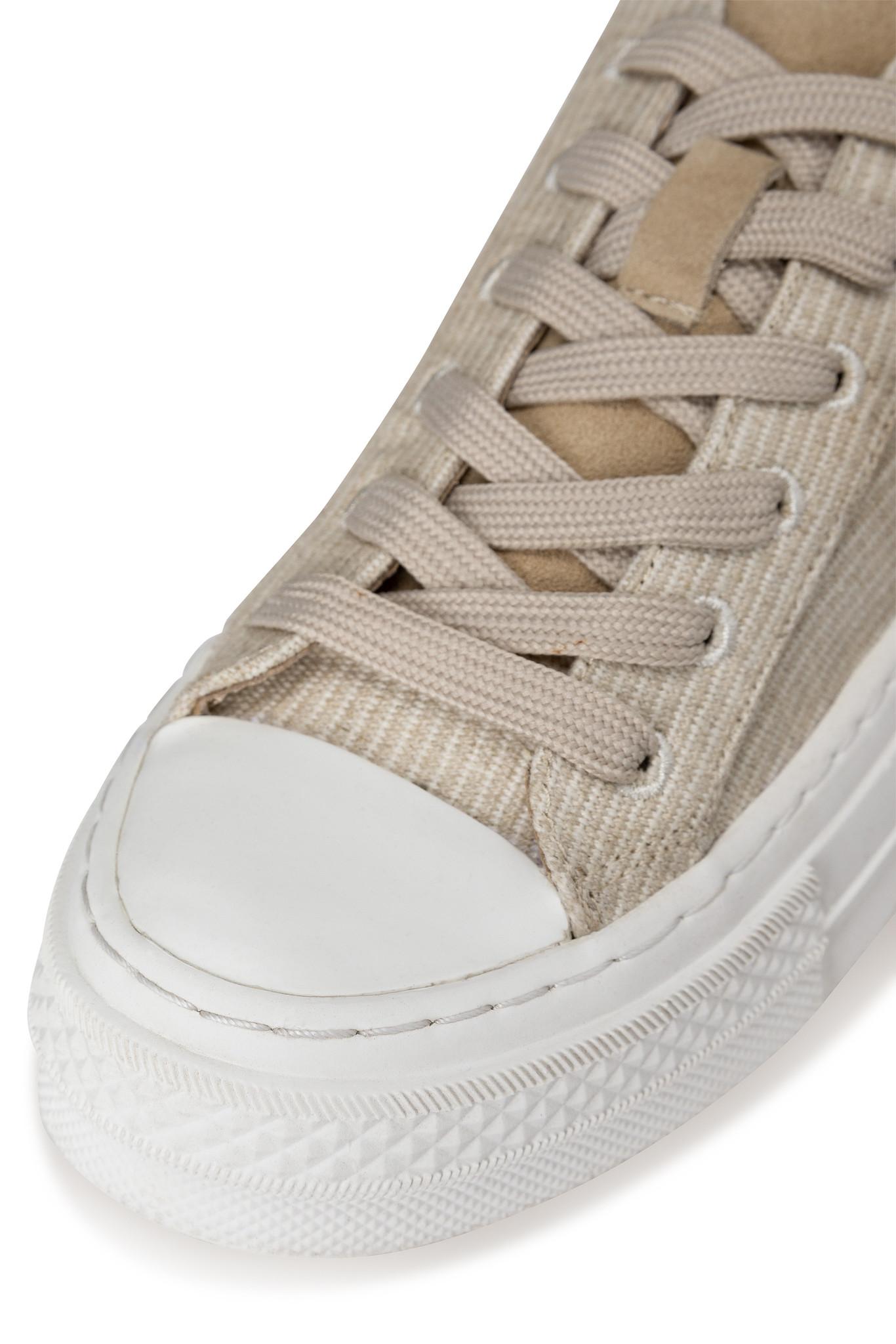 yaya Jacquard sneaker 134374-113-3