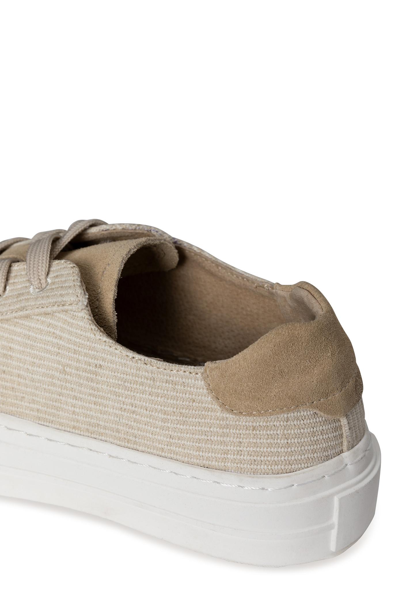 yaya Jacquard sneaker 134374-113-4