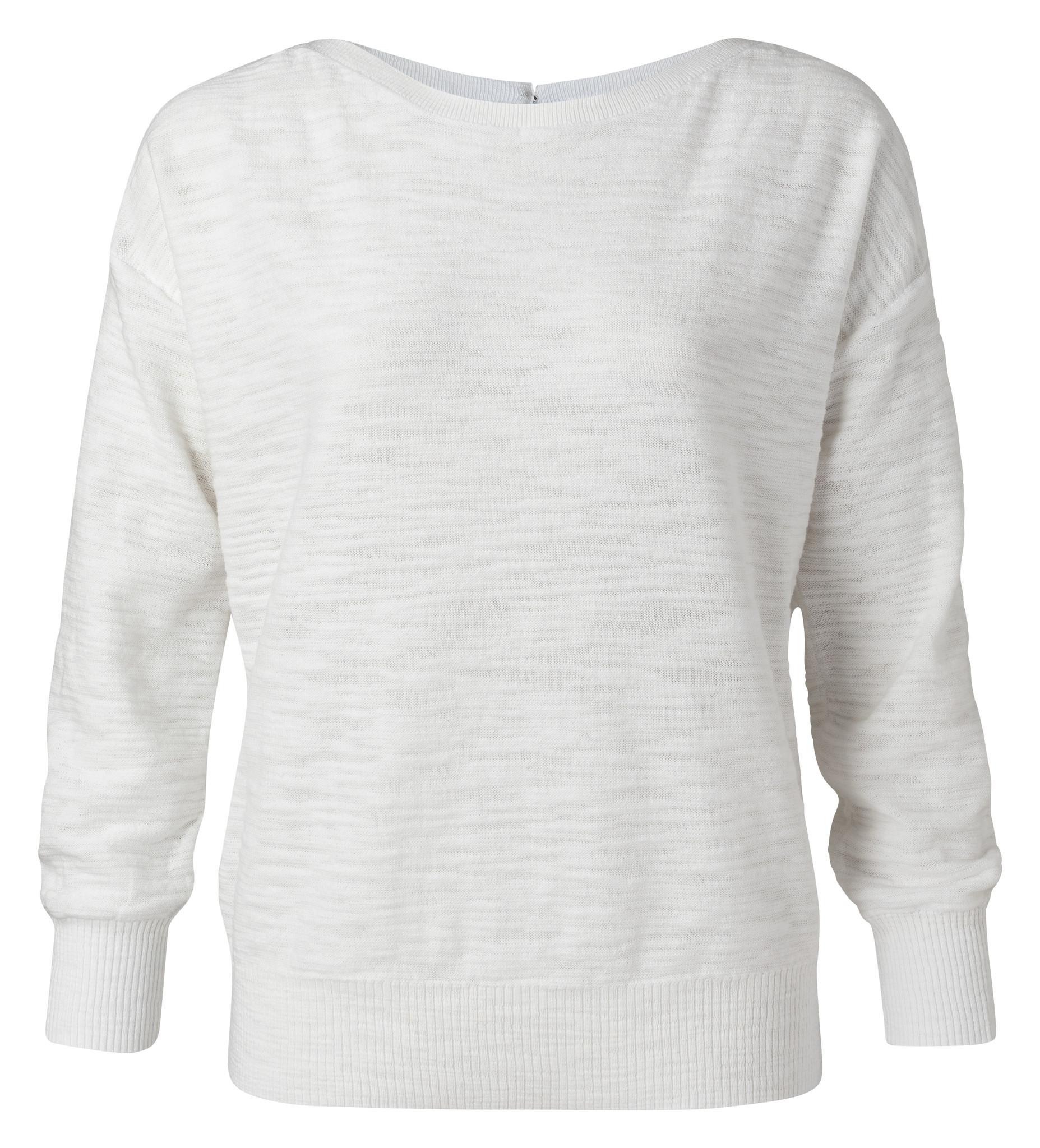 yaya Boatneck sweater 1000294-113-1