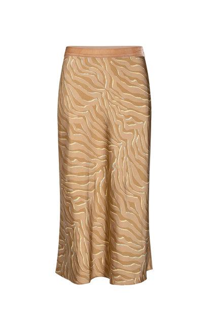 MosMosh Skirt 138560 BIAS 677 Incense