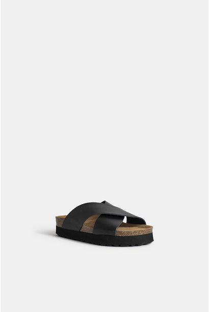Redesigned Slippers 5031 VINA Black