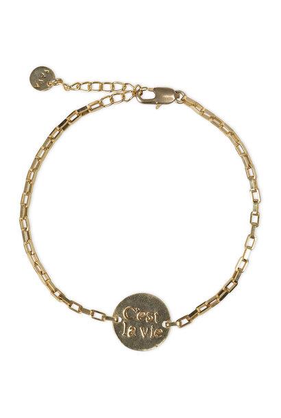 yaya Bracelet with coin