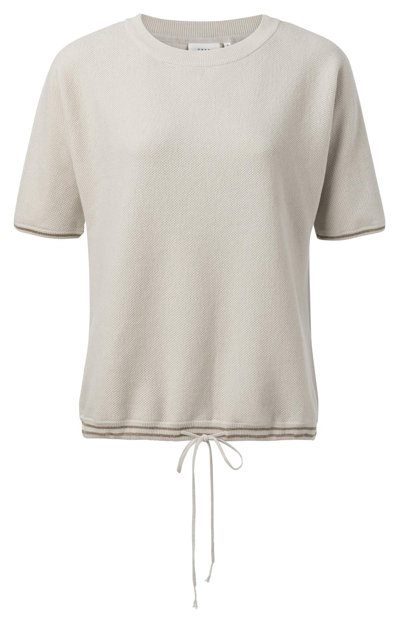 yaya Sweater with lurex r 1000286-014-1