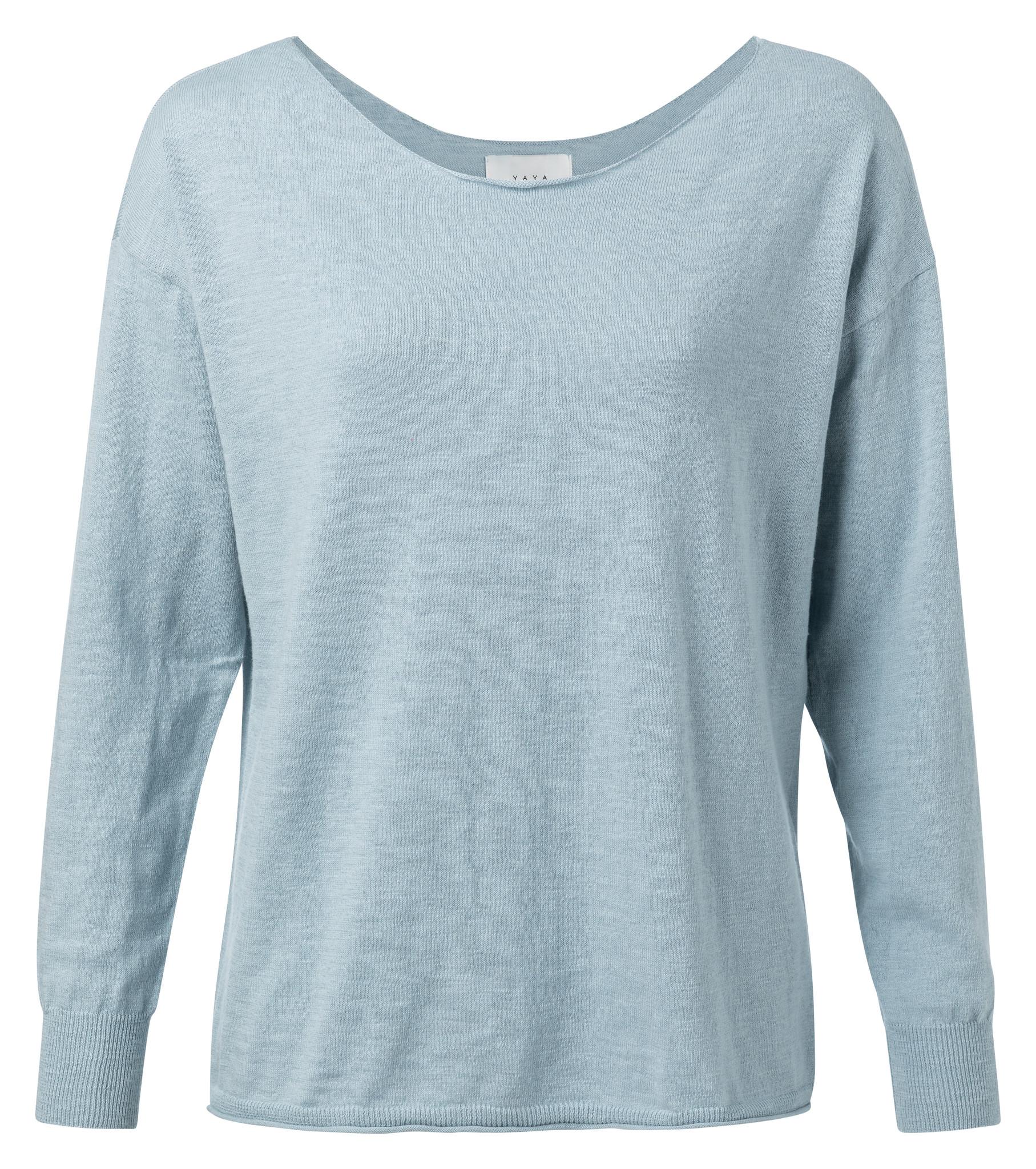 yaya Cotton cashmere blen 1000289-014-1