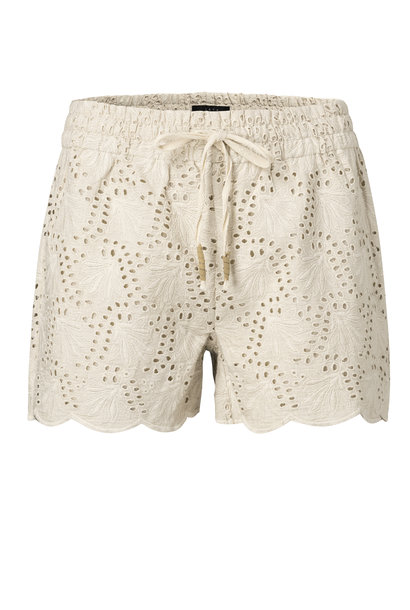 yaya Shorts with broderie 123155-014 99209