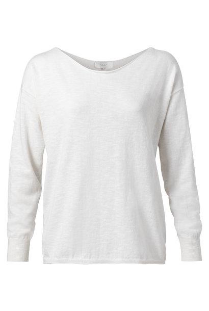yaya Cotton cashmere