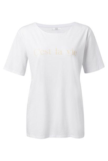 yaya Cotton T-shirt